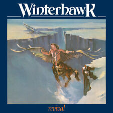 WINTERHAWK Revival LP 70s Hard Rock Guitar Proto Metal reissue classic monster