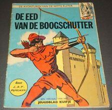 De WItte Ruiter Nr. 4 - De eed van de boogschutter (eerste druk - °1965)