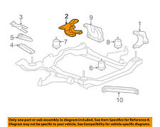 GM OEM ENGINE-Rear Mount Bracket 25840455