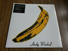 VELVET UNDERGROUND - THE VELVET UNDERGROUND & NICO 180g LP 45th ANNIVERSARY NEW