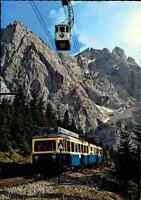 Transport & Verkehr BERGBAHN Zugspitzbahn Gondelbahn zur Zugspitze Alpen Bayern
