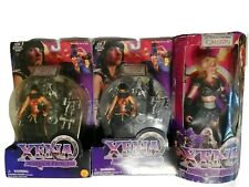 Vintage Xena Warrior Princess Action Figures Lot Of 3 Harem Xena Callisto