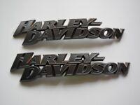 Harley Davidson Tankembleme Tank Embleme Tankschilder 14100955 & 14100956