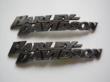Harley Davidson tankembleme Réservoir Emblèmes tankschilder 14100955 & 14100956