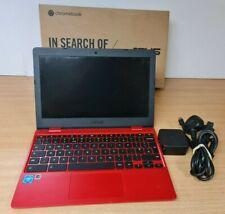 ASUS C223 11.6in. (32GB eMMC, Intel Celeron N3350, 1.1 GHz, 4GB RAM) Chromebook