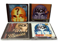 You Don't Know Jack Lot of 4 Volume 1 2 Movies + Offline PC CD-ROM VOL I II