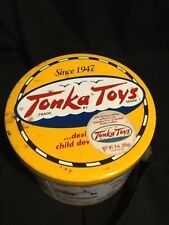 Vintage Tonka Toys Tin Can Bucket