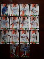 Panini Champions League Super Strikes 2009/10 Sevilla Full Team Base Cards