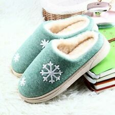 Soft Footwear Slippers Indoor Winter Christmas Flat Slipper Warm Fashion Unisex