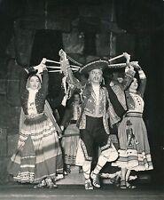 PARIS 1955 - Joaquin Perez Fernandez Ballets de l'Amérique Latine - Div 11283