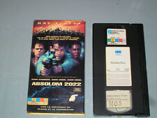 Absolom 2022/ No Escape (VHS)(French) Ray liotta Testé