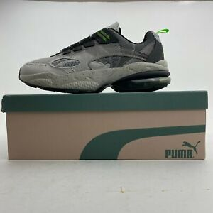 Puma Cell Venom x Mita Japan Silver Grey Men Running Shoes New 370339-01 - US 12