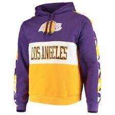 Los Angeles Lakers Mitchell & Ness NBA Leading Scorer Fleece Hoody