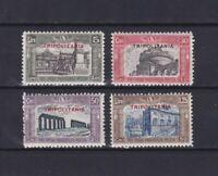 TRIPOLITANIA ITALIAN LIBYA 1929, Mi#76-79, CV €28, Architecture, MNH