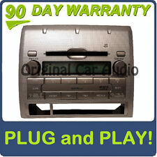 Toyota Tacoma OEM Satellite Radio Bluetooth MP3 6 Disc Changer CD Player A518A8