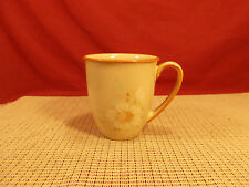 "Denby China Daybreak Pattern  Mug 4"" T x 3 1/2"" W"