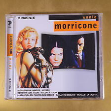 LA MUSICA DI ENNIO MORRICONE - 2005 SAAR -  OTTIMO CD [AS-094]