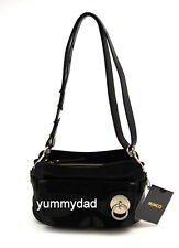 MIMCO ROMANY LEATHER HIP BAG IN BLACK BNWT RRP$349