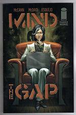 MIND THE GAP #9 - JIM McCANN STORY - SONJA OBACK VARIANT COVER B - 2013