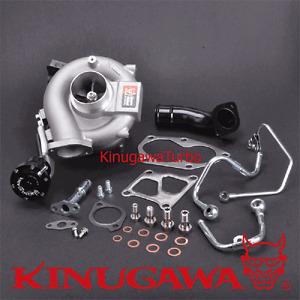 Kinugawa Turbocharger Mitsubishi Lancer EVO 9 TD05HR-16G6 10.5T w/ Adjustable WG