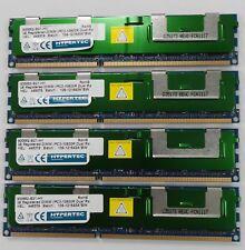 32GB KIT 4X8GB IBM HYNIX 49Y1399 Reg DIMM PC3L-8500R ECC 49Y1417 QUAD RANK 1066