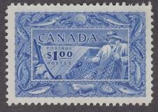 Canada 1951 - 302 Fishing Resources MH VF - Value $30.00