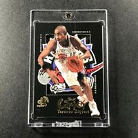 VINCE CARTER 1998 SKYBOX GENERATION E-X #4 DIE CUT ROOKIE RC TORONTO RAPTORS NBA