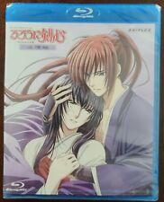 Rurouni Kenshin Trust & Betrayal Tsuioku-hen Blu-ray Japan English Subtitles New