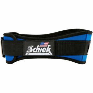 Schiek Training Belt 2004 4/34 Inch Belt - Blue Royal