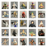 UP to 90 Kinds Playskool Star Wars Galactic Heroes Last Jedi Figure Your Choice