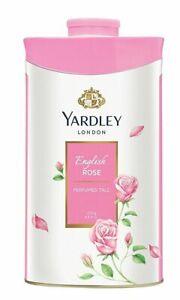 Yardley London Perfumed Talc English Rose Talcum Powder -100g / 250g