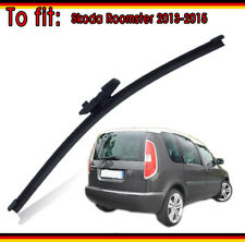 "Skoda Roomster 2013-2015 Exact Fit Rear Wiper Blade Quality 13""G"