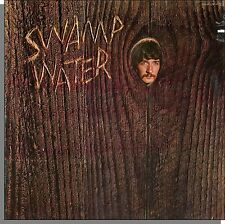 Swampwater - Swampwater - New 1971 RCA Country-Rock LP Record! Gib Guilbeau!