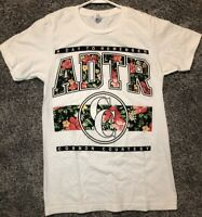 A Day To Remember - T Shirt   XS   Floral Design   Worn Once   ADTR Merch