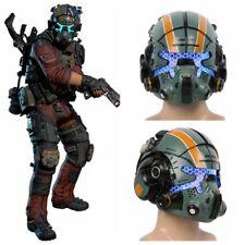 Jack Cooper Helmet Titanfall 2 Cosplay Mask Costume Prop Halloween Party Adult