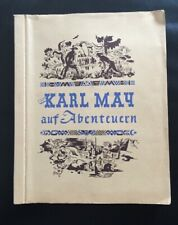 Karl May auf Abenteuer Teutoburger Magarinewerke Sammelbilderalbum