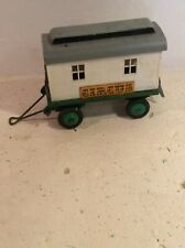 Dinky Toys No 25G Trailer - Meccano - Modified To Circus Trailer For Model Train