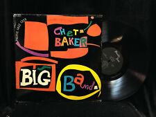 Chet Baker-Big Band-Pacific Jazz 1229-Mono Dg