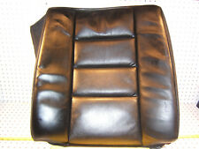 Mercedes Med C124 CE Coupe rear PASS R seat BLACK back Genuine 1 Cover only,Ty 2