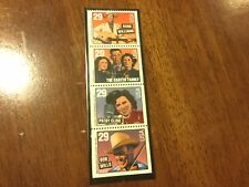 US 2775-2778, COUNTRY MUSIC booklet pane of 4 MNH
