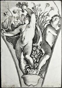 Gravure de Carlo CESIO d'après Guido RENI