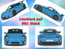 RUF RTR Porsche  Limitiert 991 Stück  GT Spirit  1:18  NEU
