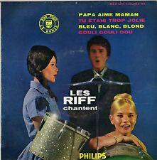 LES RIFF PAPA AIME MAMAN FRENCH ORIG EP