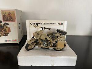 Polistil BMW Afrika Korps Motorcycle Scale 1:15 in Box