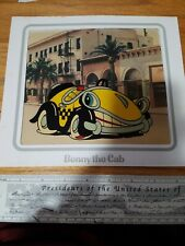 Walt Disney Co Animation cel Benny the cab Art cell 1988 unFramed Roger Rabbit