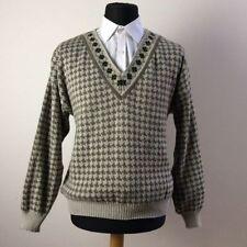 Unbranded Wool Blend V Neck Jumpers & Cardigans for Men