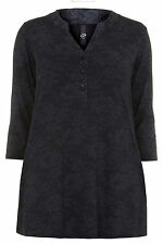 Evans 3/4 Sleeve Casual Tops & Shirts for Women