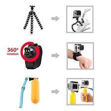 Kit For GoPro Accessories Session Hero 3-4-5 Go Pro sj4000 sj5000 Equipment New