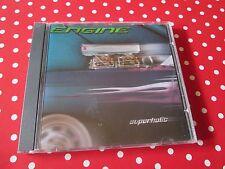 ENGINE Superholic CD METAL BLADE FATES WARNING AGENT STEEL