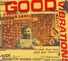 GOOD VIBRATIONS - A RECORD SHOP, A LABEL, A FILM SOUNDTRACK New Sealed CD